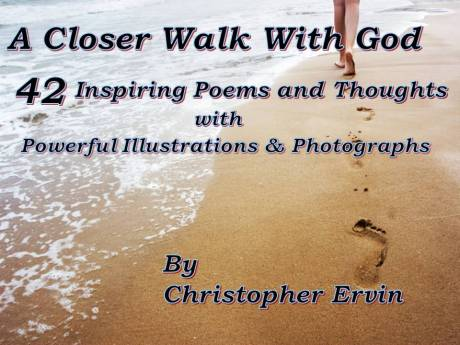 A CLOSER WALK WITH GOD, THE BOOK BY CHRISTOPHER ERVIN