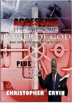 ACCESSING THE AWESOME POWER OF GOD, THE BOOK