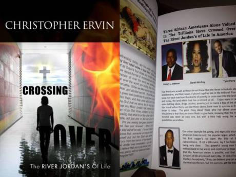 CROSSING OVER THE RIVER JORDAN'S OF LIFE, THE BOOK
