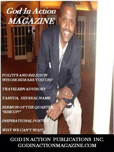 GOD IN ACTION MAGAZINE