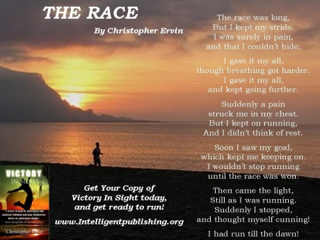 THE RACE, BY CHRISTOPHER ERVIN